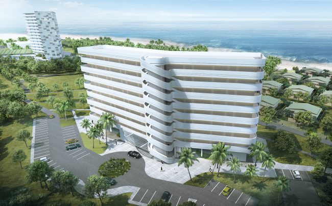 Khu- Condotel - Movenpick - Cam Ranh - Resort