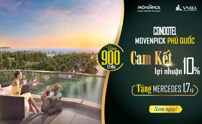 condotel Movenpick Phú Quốc