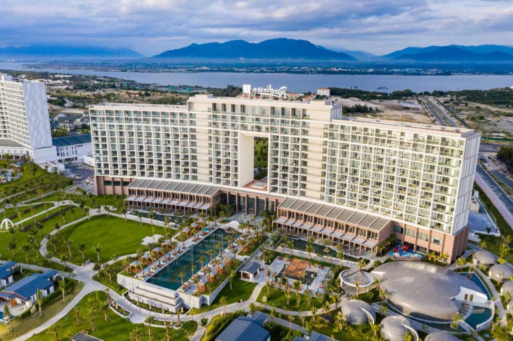 Movenpick Cam Ranh Resort - toà condotel