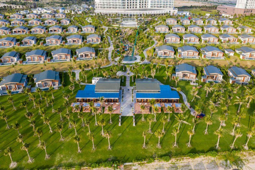 Movenpick Cam Ranh Resort - khu biệt thự