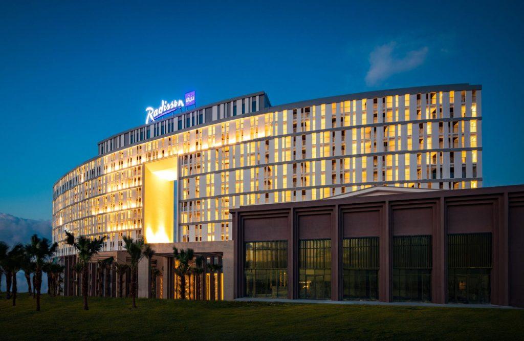 Movenpick Cam Ranh Resort - toà khách sạn