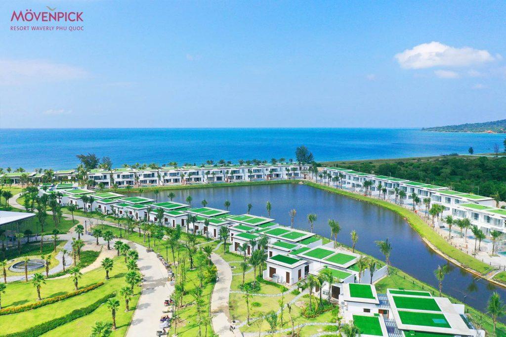 Bán biệt thự view hồ & biển Phú Quốc 3 phòng ngủ chỉ 7,7 tỷ VND