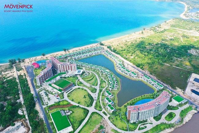 Movenpick Resort Waverly Phú Quốc - đầu tư chỉ từ 4,4 tỷ - thu lời 1,9 tỷ/năm