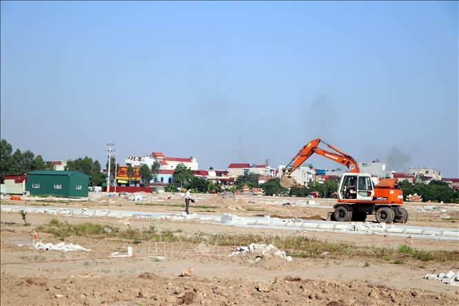 Hải Dương: Thu hồi đất để phát triển kinh tế - xã hội vì lợi ích công cộng - Ảnh thời sự trong nước - Kinh tế - Thông tấn xã Việt Nam (TTXVN)